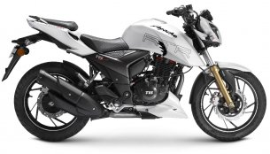 TVS Apache RTR 200 4V ABS launched at INR 1,07,485