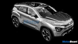Tata H5X concept design leaked, early 2019 launch confirmed