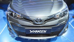 Top-end variants of Toyota Yaris will be expensive - Report