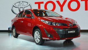 Toyota Yaris sedan unlikely to be offered with a diesel engine - Report