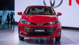 4,000+ units of Toyota Yaris sedan dispatched to dealerships