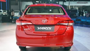 More details on the India-spec Toyota Yaris emerge online