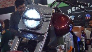 UM Renegade Thor - Auto Expo 2018 Live