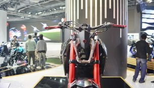 Yamaha Hyper Slaz Concept - Auto Expo 2018 Live