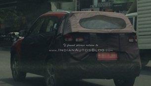 IAB reader spots 2018 Hyundai Creta (facelift) in Chennai