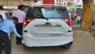 2018 Mahindra XUV500's engine specifications revealed