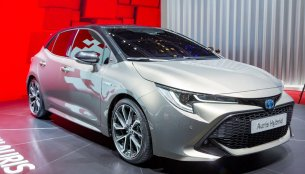 2018 Toyota Auris makes world debut at the 2018 Geneva Motor Show