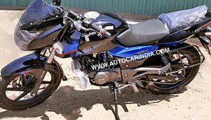2018 Bajaj Pulsar 150 (Pulsar 150 UG5) bookings underway - Report