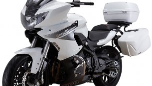 Benelli BJ300GS-A unveiled in China
