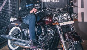 Harley-Davidson Low Rider, Deluxe & Fat Boy Anniversary Edition launched in India