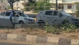 Mahindra U321 MPV prototype tackles urban congestion [Update]