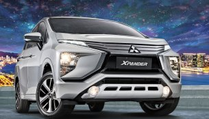 Mitsubishi Xpander exports commence, launched in the Philippines