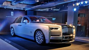 2018 Rolls Royce Phantom priced from INR 9.5 Crores in India