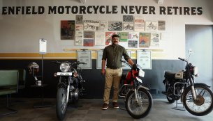Royal Enfield to have 10 Vintage stores for pre-owned bikes by March 2019 - Report
