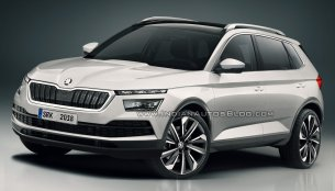 Skoda Polar (Production Skoda Vision X) imagined - Rendering