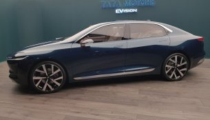 Tata EVision concept-based sedan could arrive as early as 2020 - Report