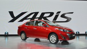 Toyota Yaris India launch on April 24 - Report