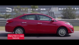 First-in-segment features of Toyota Yaris highlighted in a video