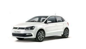 Limited-edition VW Polo Pace introduced in India