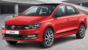 VW Vento Sport introduced in India [update]