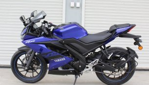 2018 Yamaha R15 V3.0 price increased in India by INR 2,000