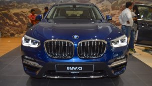 2018 BMW X3 launched in India, priced from INR 49.99 lakh
