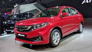 2018 Honda Amaze launch on May 16