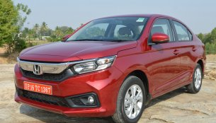 2018 Honda Amaze records best-ever monthly sales for a Honda model