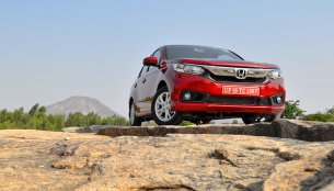 2018 Honda Amaze continues its strong run with 9,103 units sold in June