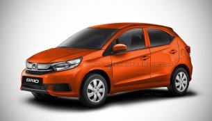 Next gen Honda Brio - IAB Rendering [Colours updated]