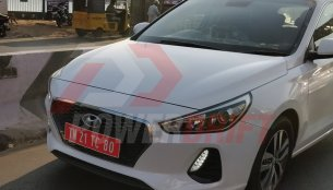2018 Hyundai i30 spotted on Indian roads yet again