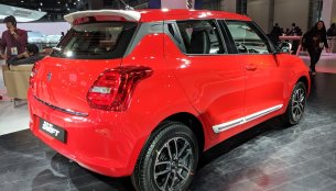 2018 Maruti Swift outsells the Maruti Alto in April 2018