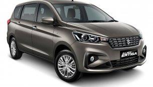 2018 Suzuki Ertiga (2018 Maruti Ertiga) prices start at INR 9.28 lakh in Indonesia