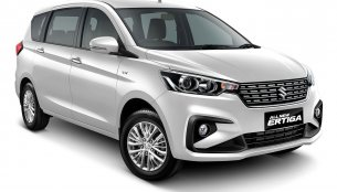 India-bound new Ertiga dominates sales at the GIIAS 2018