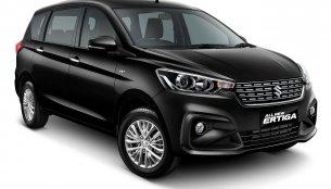2018 Suzuki Ertiga diesel engine & Dreza variants to follow - Report