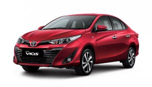 India-bound Toyota Yaris launched in Indonesia as the New Toyota Vios
