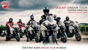 Ducati launches its first DRE (Ducati Riding Experience) in India