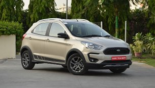 Ford Freestyle launched in India at INR 5.09 lakhs