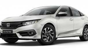 Limited-edition Honda Civic Luxe launched in Australia