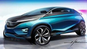 Honda developing all-new 4.3m SUV to fight the Hyundai Creta - Report