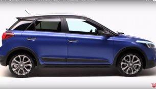Euro-spec 2018 Hyundai i20 Active (facelift) revealed [Video Update]