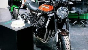 Kawasaki Z900 RS deliveries commence