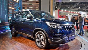 Mahindra Rexton (G4 SsangYong Rexton) launch this festive season - Report