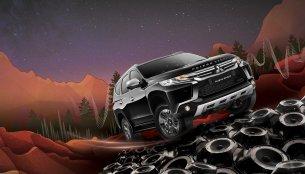 Mitsubishi Pajero Sport Rockford Fosgate launched in Indonesia