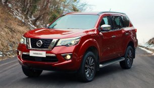 Nissan Terra goes on sale in China