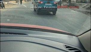 Suzuki Vitara spotted in India yet again