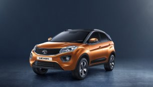 Tata Nexon AMT features and specifications revealed
