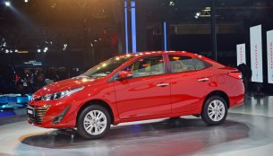 Toyota Yaris prices announced; starts from INR 8.75 lakhs