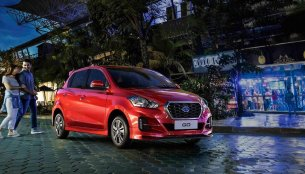 Facelifted 2018 Datsun GO and 2018 Datsun GO+ launched in Indonesia