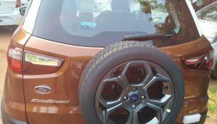 Ford EcoSport S to be launched in India on 14 May - Report